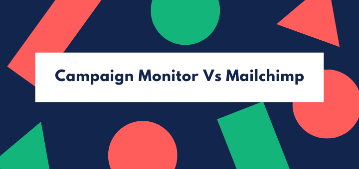 campaign monitor vs mailchimp