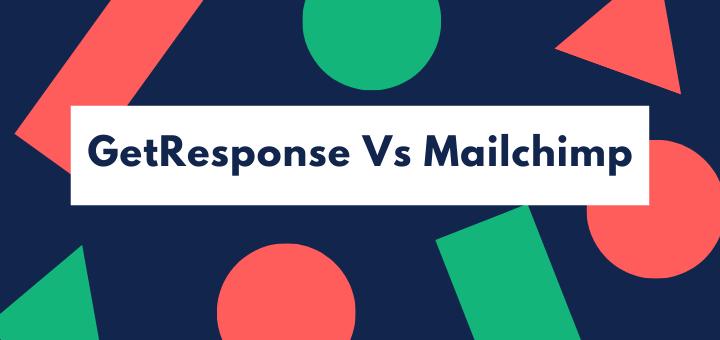get response vs mailchimp